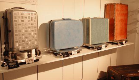 Lévolution du poids des valises