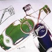 Perrier Warhol 1983